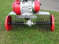 Federzinkenvertikutierer 65 cm für Motorhacken 20 mm