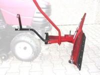Husqvarna  CTH163T  Schneeschild, 118x50 cm,  für Rasentraktore ID 2196