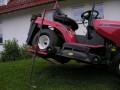 Hebevorrichtung Hebebühne 205 für Rasentraktoren ATV etc.