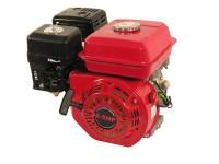 5,5 PS Secura HR168F  4-Takt-OHV Leichtstartmotor 20/62mm