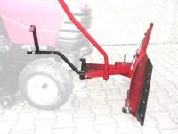 Sabre  Euro-Pro 1338GR  Schneeschild, 118x50 cm,  für Rasentraktore ID 2197