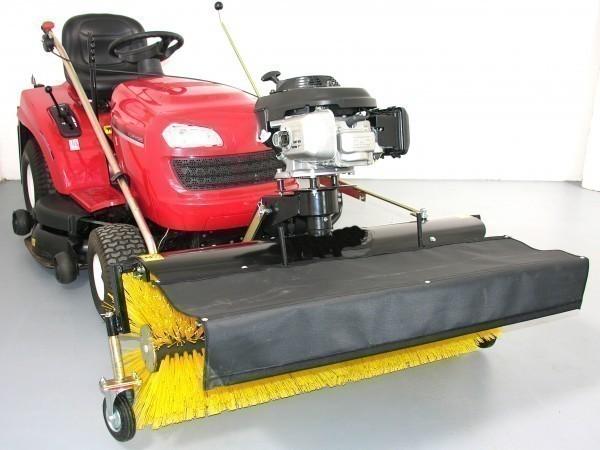 frontkehrmaschine secura 110 cm passend lawnboss 6018h rasentraktor rasentraktor ersatzteile. Black Bedroom Furniture Sets. Home Design Ideas